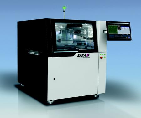 EKRA XACT 4 - Compact Screen & Stencil Printer