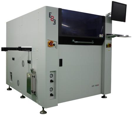 New ESE US-X Series SMT screen printer.
