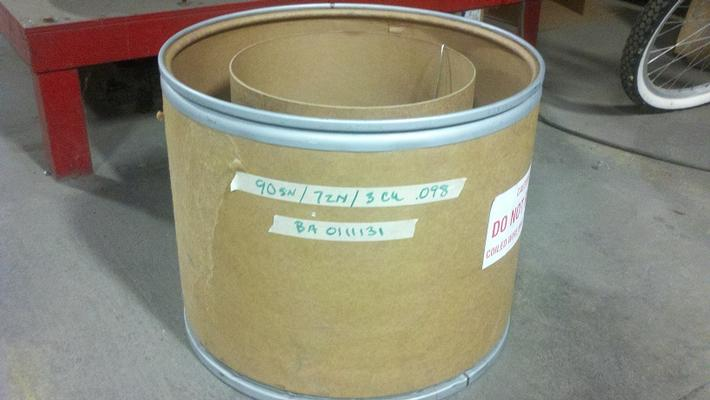 Kapp Eco-Babbitt Spray Wire for Capacitors
