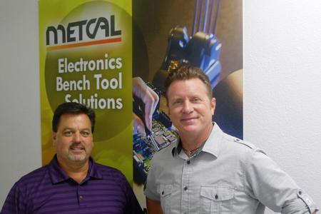 Jerry Lindholm and Steve Paulson, Electri-Rep