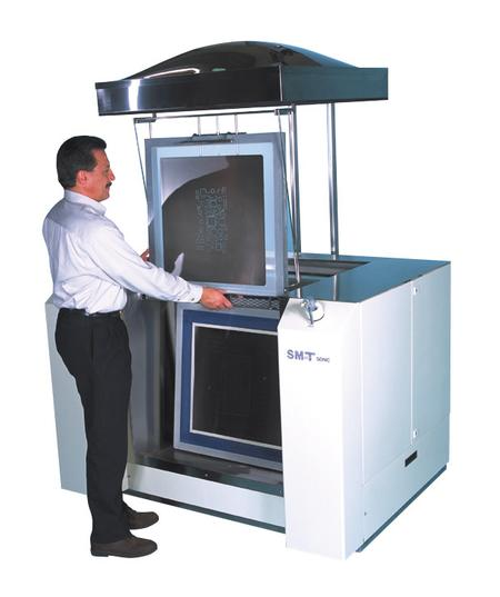 Model 6000 Ultrasonic Stencil Cleaner