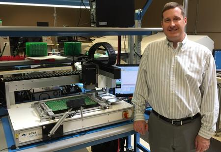 Navitas Systems LLC Installs the Ersa HR600 and i-CON VARIO 4.