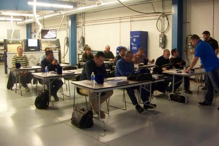 ERSA Versaflow 3 Selective Soldering Level II Application Training and Maintenance Course