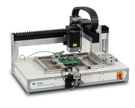 Ersa HR 600 hybrid rework system