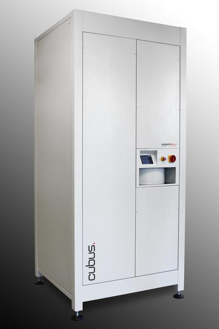 Cubus Next-Generation SMT Storage System.
