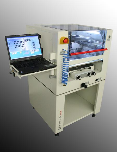 SP150-SV-PLUS high accuracy solder paste printer