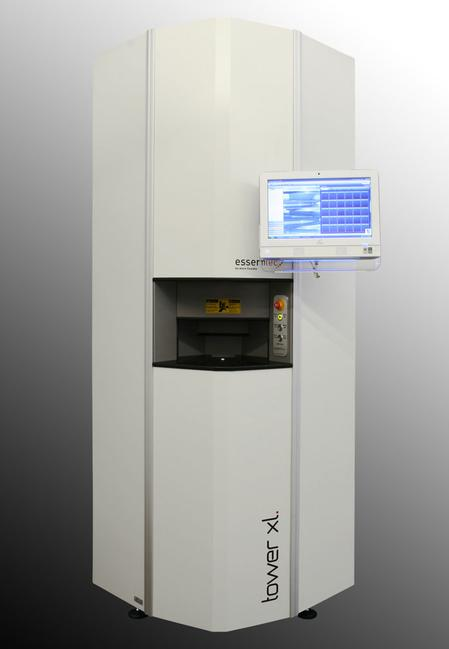 Tower,  a fully automatic, modular and secure storage system for SMD components.
