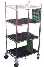 F9051 - Horizontal Stack PCB Transport Cart