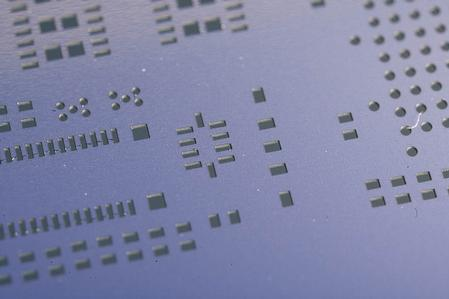UltraSlic™ Stencil with Nano-Coating.