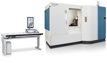 YXLON FF35 CT multi-application, high-resolution computed tomography (CT) inspection system.