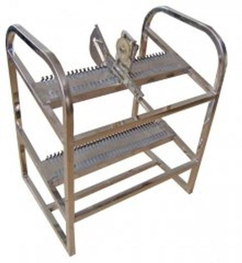 Fuji CP6 Feeder Storage Cart / Feed