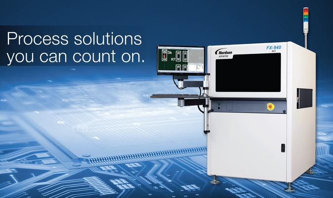 FX-942UV ACI / AOI - In-Line Dual Sided Optical Inspection for Conformal Coating and Parts