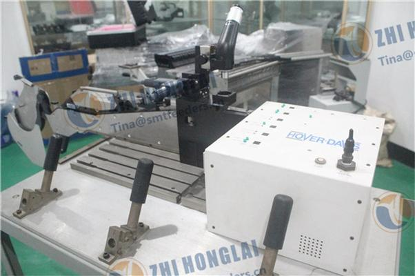 Universal Instruments feeder calibration jig
