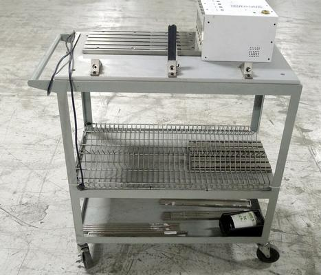 Universal Instruments Feeder Set-up Cart