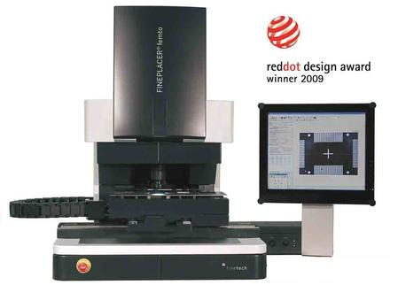 Fully-automated Sub-micron Bonder FINEPLACER® femto