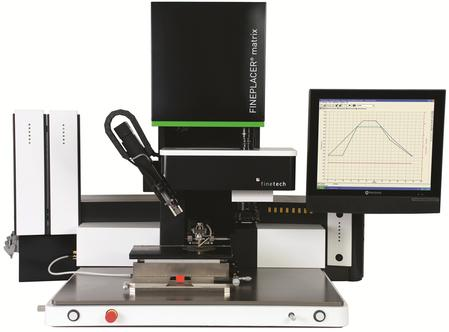 FINEPLACER® matrix ma - Semi-Automatic Bonder