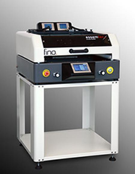 Fino semi-automatic screen printer
