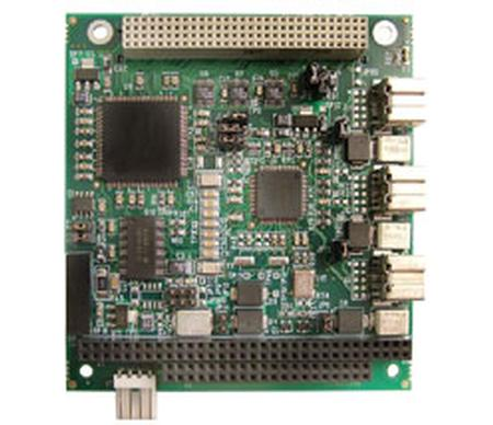 Parvus FireWire module