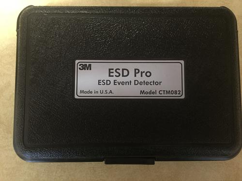 ESD Pro  ESD Event Detector