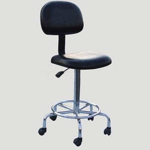 KSUN106 ESD PU Leather Chair