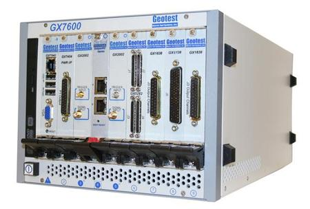 GX7600 Series - 9 Slot, 3U PXI Express Chassis