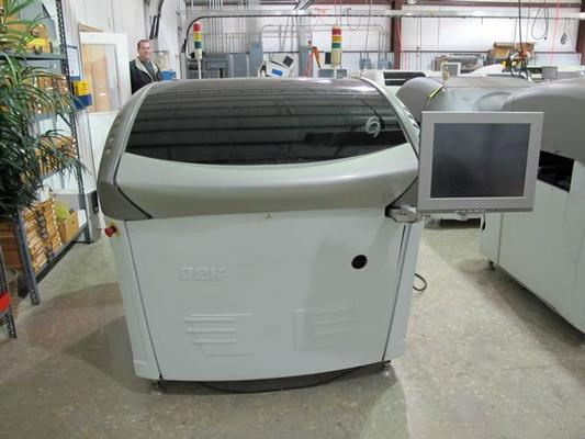 DEK Galaxy Screen Printer