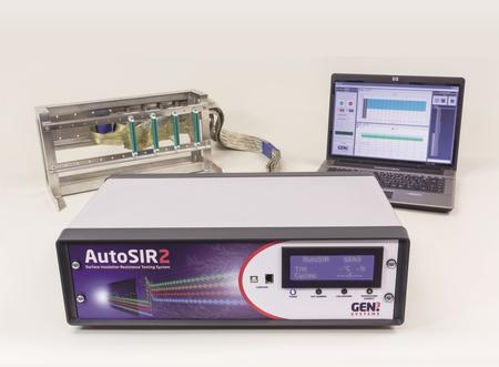 Surface Insulation Resistance Testers (AutoSIR ).