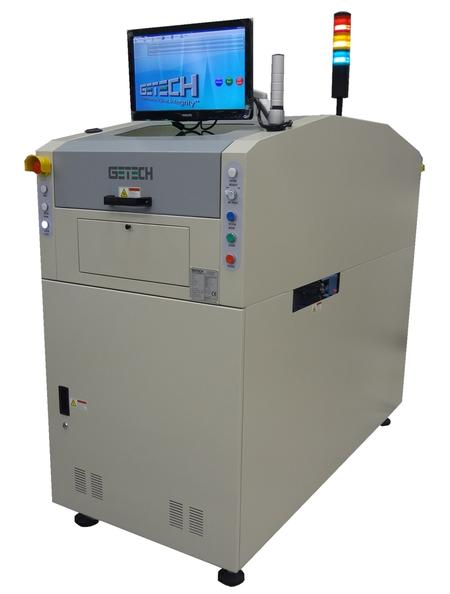 GLMS Inline Laser Marking machine.