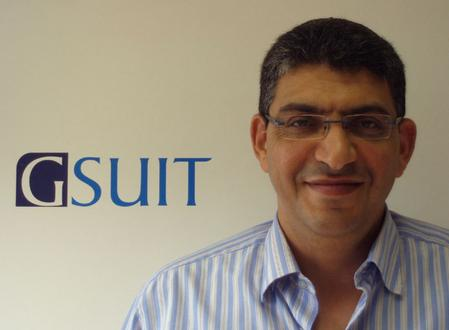 Yisaschar Graffi, CEO of G-suit.