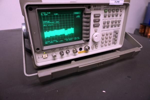 Agilent 8564E 40Ghz Spectrum Analyzer