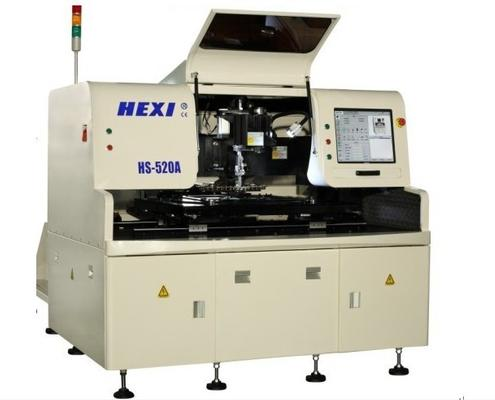 Hexi HS-520A Radial inserting machi
