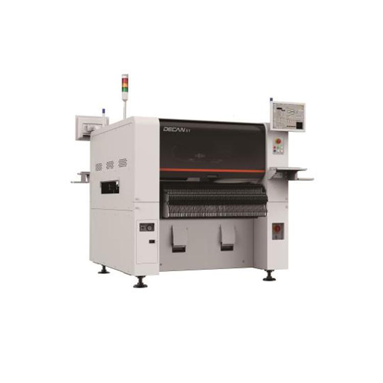 Hanwha DECAN S1 Fast & Flexible Chip Mounter​