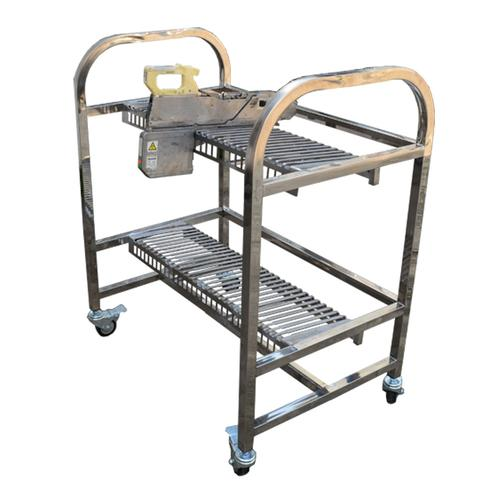 Hitachi Electric Feeder Storage Cart /