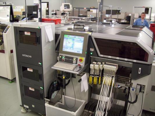 Hitachi GXH-1S Chip Mounter