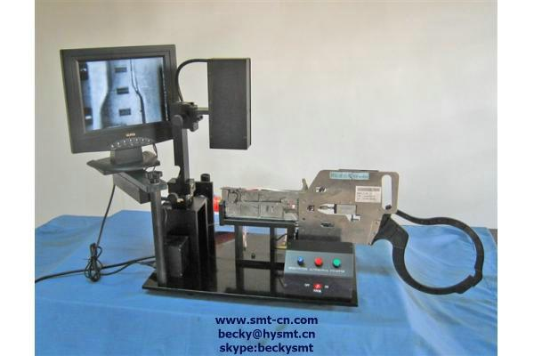 I-Pulse SMT F1 feeder calibration jig