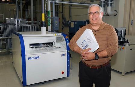 IBL BLC-609 vapor phase system.