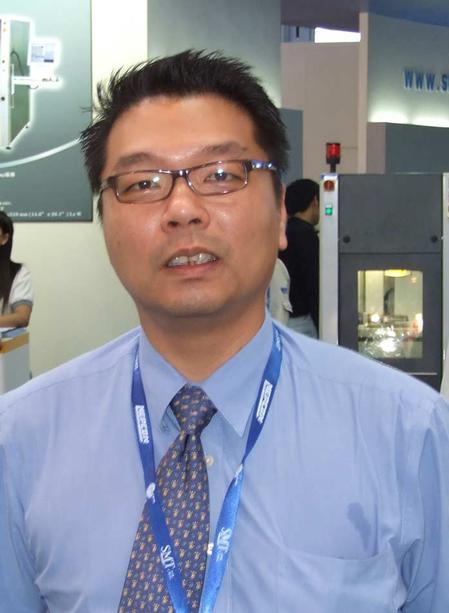Simon Leow, ICON Technologies' CEO