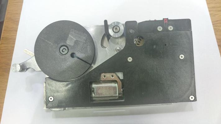 8 Pin Used Quad 24mm IQ Tape Feeder