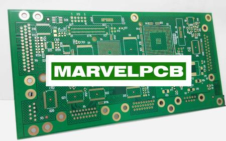 Prototype multilayer PCB making by MARVELPCB