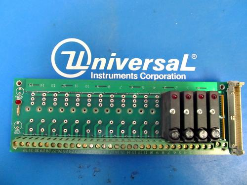 Universal Instruments OPTO 22 ISA Bus to Card Edge I