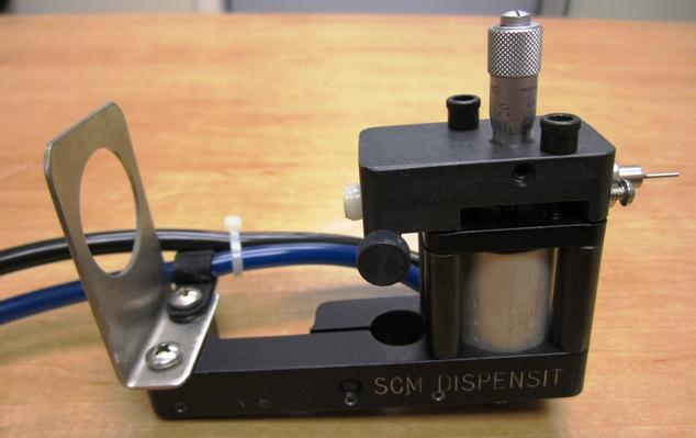 SCM Dispensit Valve