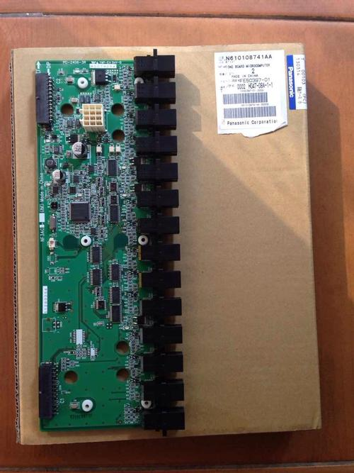 Panasonic CM402 FEEDER ONE BOARD MICROCOMPUTER N610108741AA