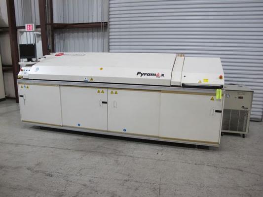 BTU Pyramax 98 Reflow Oven