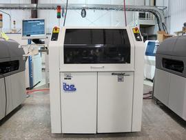 MPM UP2000/A Screen Printer