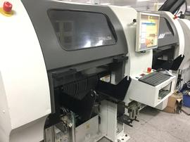 Universal Instruments GC120 / 4991C SMT Machines for