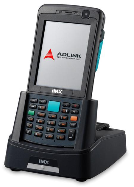 The IMX-9000 adopts the Windows CE 6.0 R3 operating system and offer a software component sharing interface.