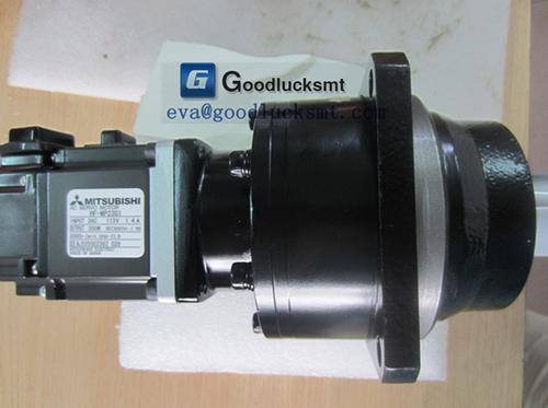 MITSUBISHI  SERVO MOTOR HF-KP23 for smt pick and place machine