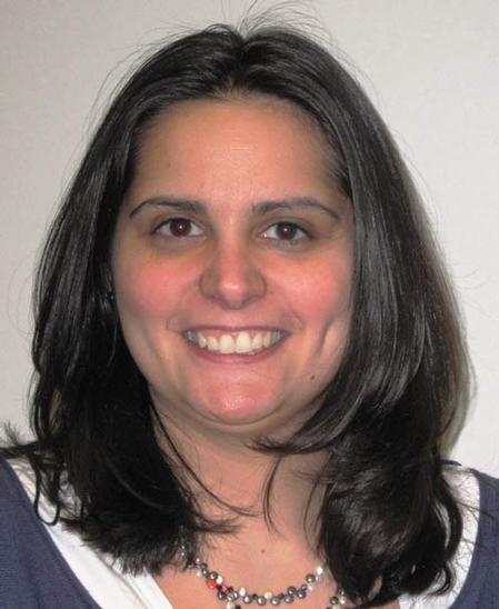 Nicole Palma, Indium's new Senior Quality Engineer.