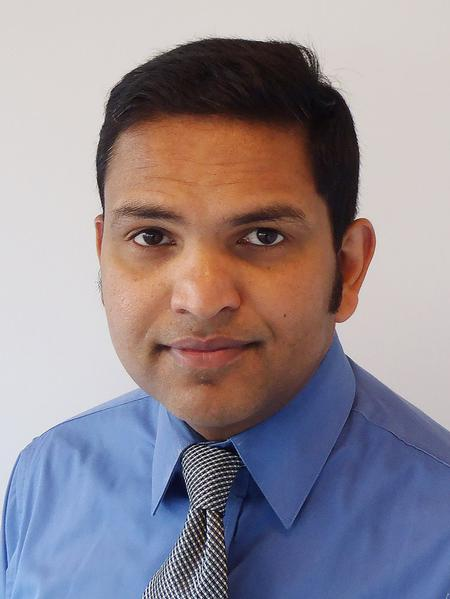 Karthik Vijay, Indium Corporation's technical manager for Europe, Africa, and the Middle East.