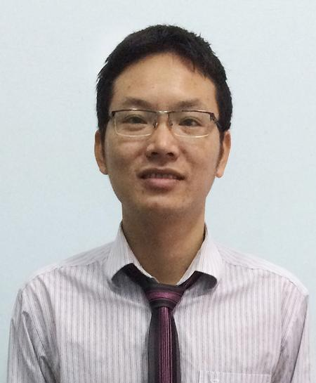 Nguyen Viet Truong, Indium Corporation's assistant technical manager for Asia Pacific operations.